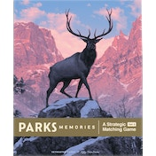 Parks Memories: Mountaineer Board Game