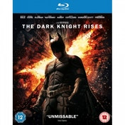 Ex-Display The Dark Knight Rises Blu-Ray Used - Like New
