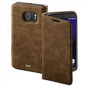 Hama Guard Case Booklet Case for Samsung Galaxy S7, brown