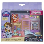 Littlest Pet Shop Style Pack Pet Party