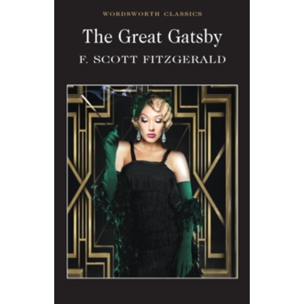 The Great Gatsby by F. Scott Fitzgerald (Paperback, 1992)