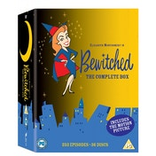 Bewitched: The Complete Box Set DVD