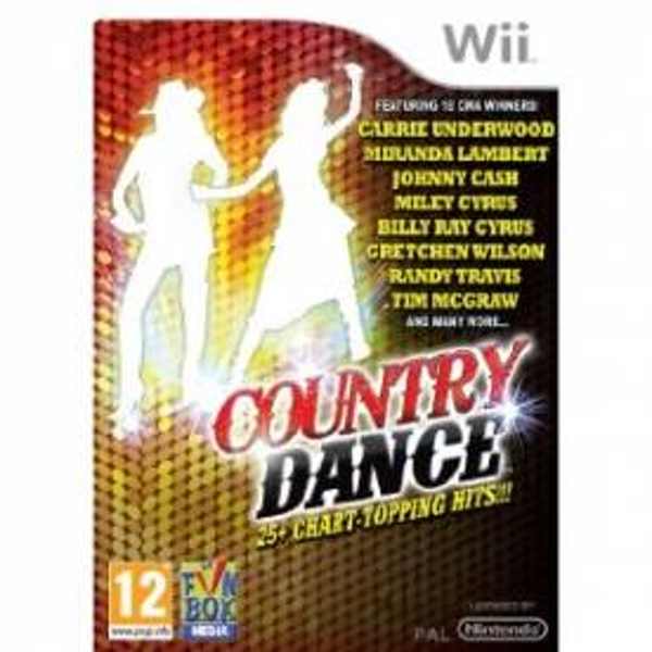 Country Dance Game Wii