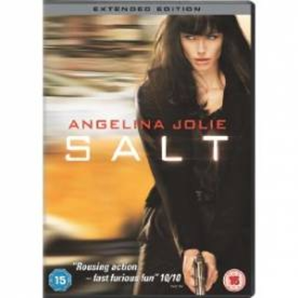 Salt Extended Edition DVD
