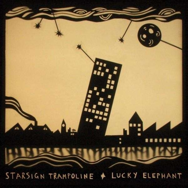 Lucky Elephant - Star Sign Trampoline CD