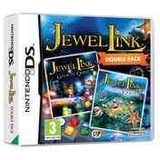 Jewel Link Double Pack Atlantic Quest and Galactic Quest DS Game