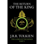 The Return of the King: The Lord of the Rings, Part 3 by J. R. R. Tolkien (Paperback, 1997)