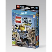 Lego City Undercover Limited Edition with Chase McCain Minifigure Game Wii U