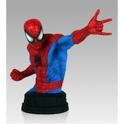 Spider-Man Red/Blue Mini Bust