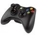 Black official Xbox 360 wireless controller (Damage Packaging) Used - Like New - Image 2