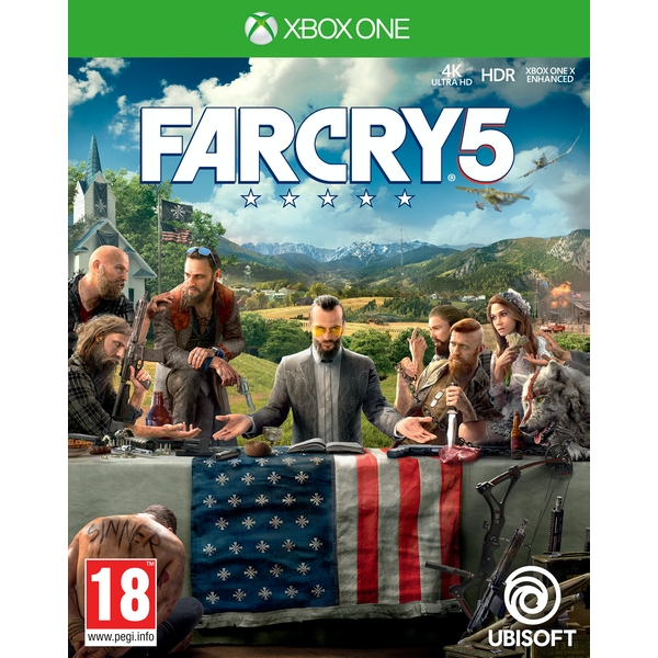 Far Cry 5 Xbox One Game - Image 1