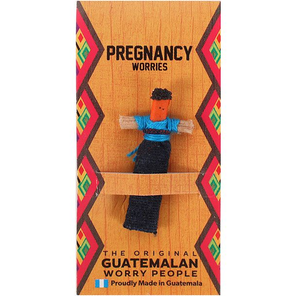 Pregnancy Worry Doll