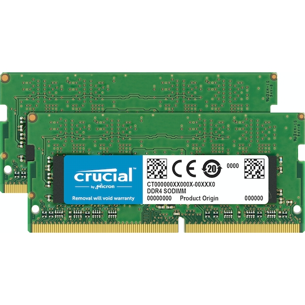 Crucial CT2K8G4S266M memory module 16 GB DDR4 2666 MHz