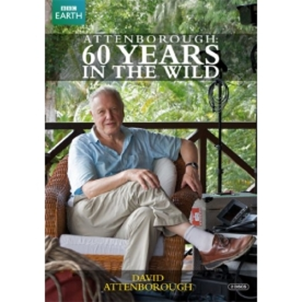 Attenborough - 60 Years In The Wild DVD