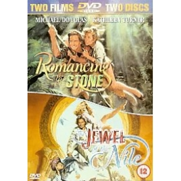 Romancing The Stone / The Jewel Of The Nile DVD