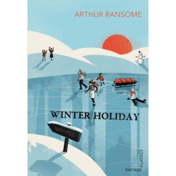 Winter Holiday by Arthur Ransome (Paperback, 2012)