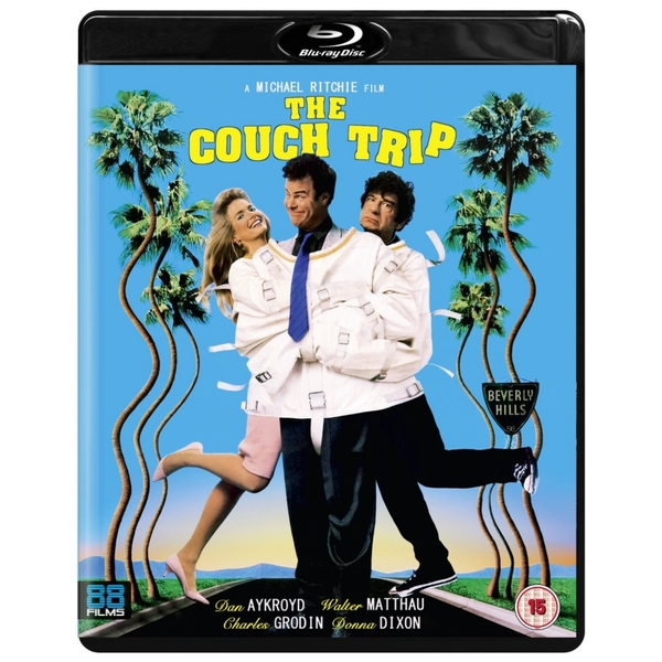 The Couch Trip Blu-ray