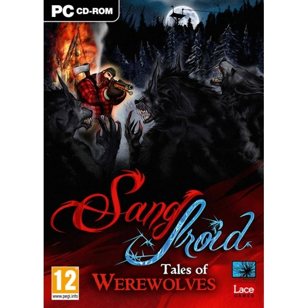 Sang Froid Tales of Werewolves PC Game