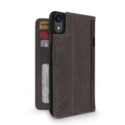 Twelve South BookBook for iPhone XR Brown