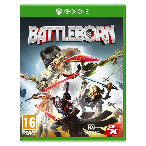 Battleborn Xbox One Game [Used]