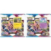 Pokemon TCG: Sword & Shield 3-Pack Booster Blister - 1 at Random