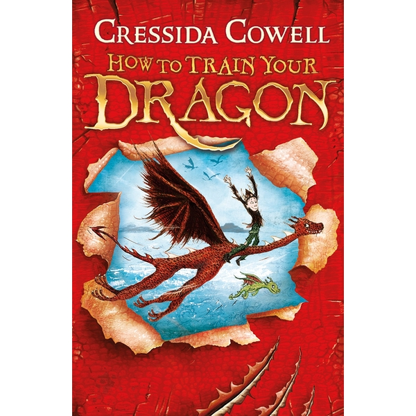 How To Train Your Dragon: How To Train Your Dragon : Book 1 Paperback