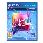 Singstar Celebration PS4 Game (PlayLink)