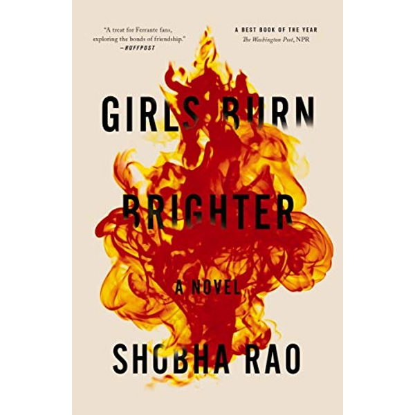 GIRLS BURN BRIGHTER  Paperback 2019