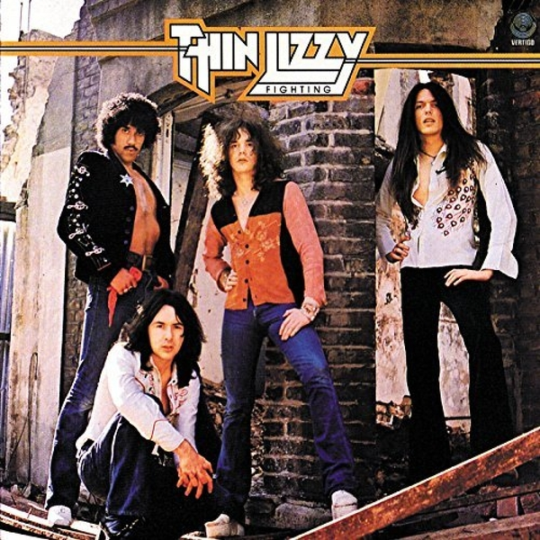 Thin Lizzy - Fighting CD