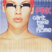 Pink Can't Take Me Home CD