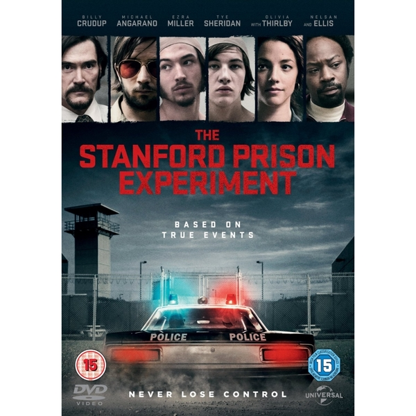The Stanford Prison Experiment DVD