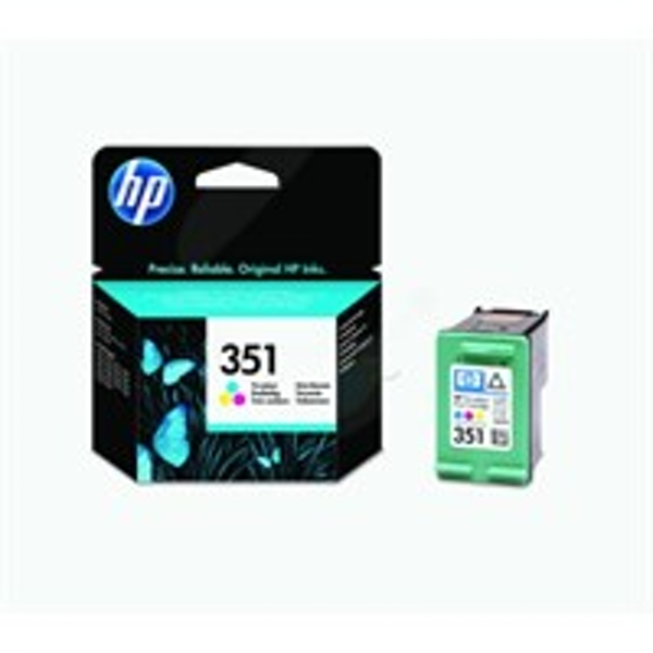 HP CB337EE (351) Printhead color, 170 pages, 4ml