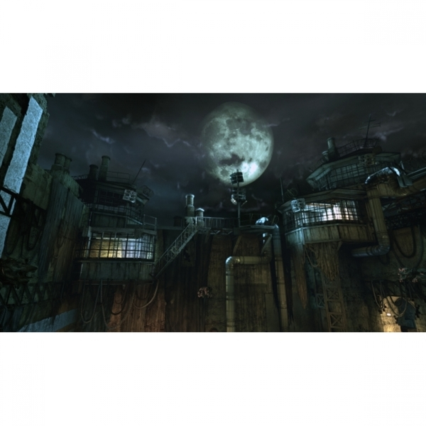 (Pre-Owned) Batman Arkham Asylum Game Of The Year Edition (GOTY) Game (Classics) Xbox 360 - Image 3