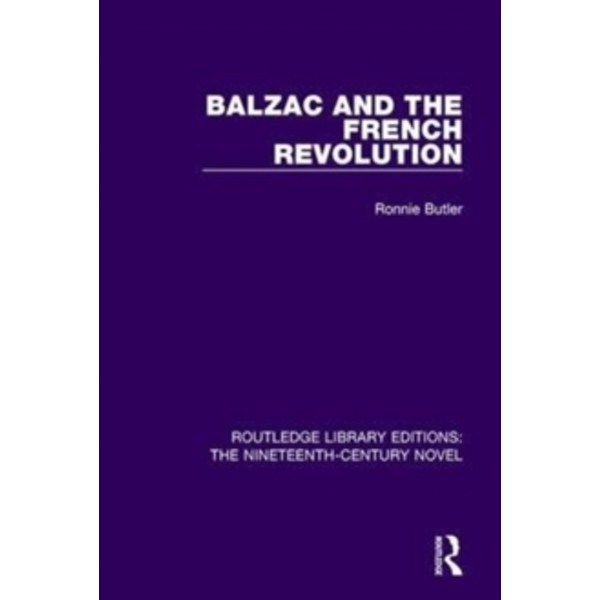 Balzac and the French Revolution : 5