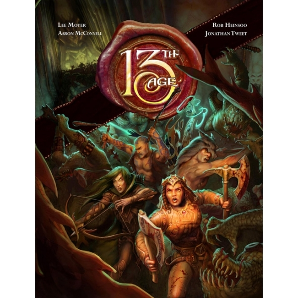 13th Age Fantasy RPG