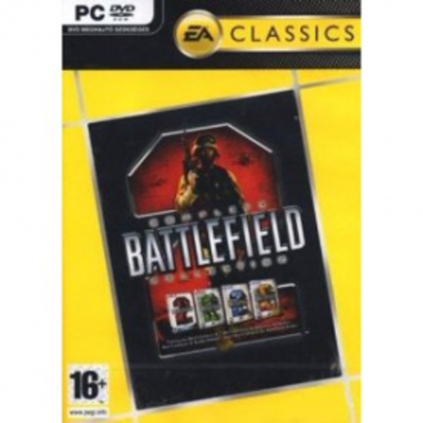Battlefield 2 The Complete Collection Game (Classics) PC