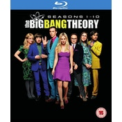 Big Bang Theory - Seasons 1-10 Blu-ray