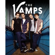 The Vamps (group) Mini Poster