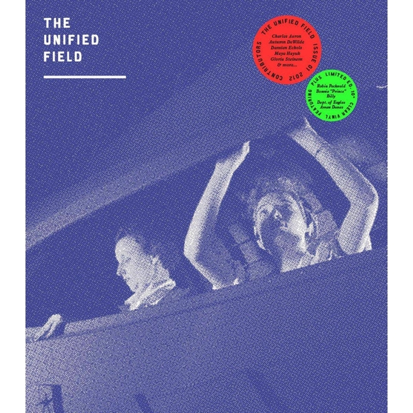 Various ‎– The Unified Field Issue 01 Vinyl