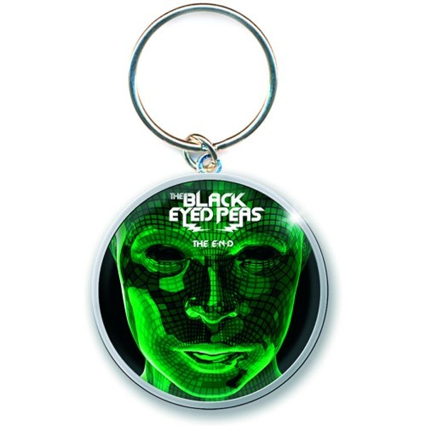 The Black Eyed Peas - The End Album Keychain