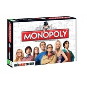 The Big Bang Theory Monopoly Board Game