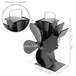 Heat Powered 4 Blade Stove Fan | M&W - Image 4