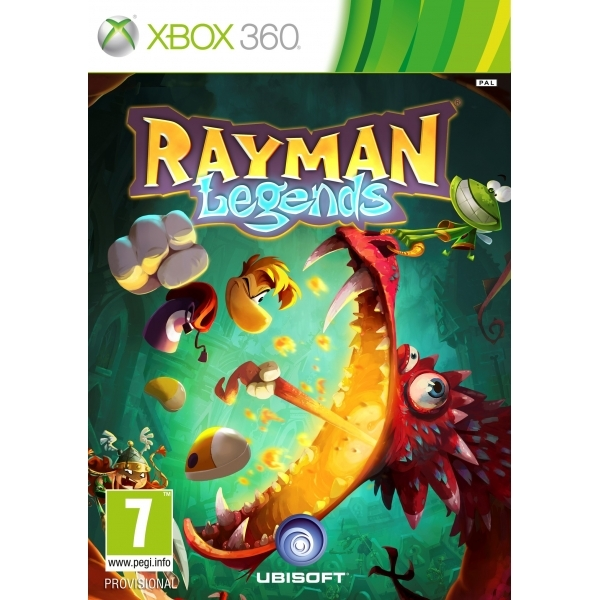 Rayman Legends Game Xbox 360