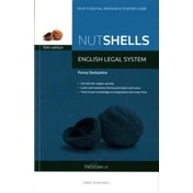 Nutshells English Legal System by Penny Darbyshire (Paperback, 2016)