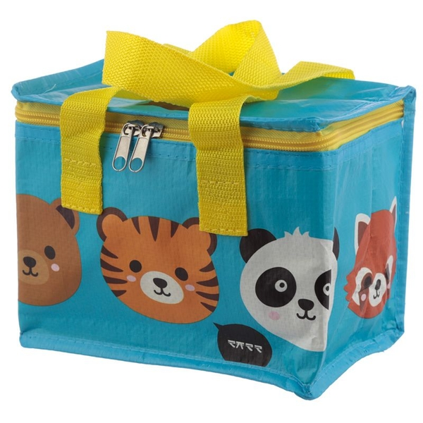 Woven Cool Bag Lunch Box - Cutiemals