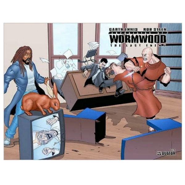 Chronicles of Wormwood: The Last Enemy