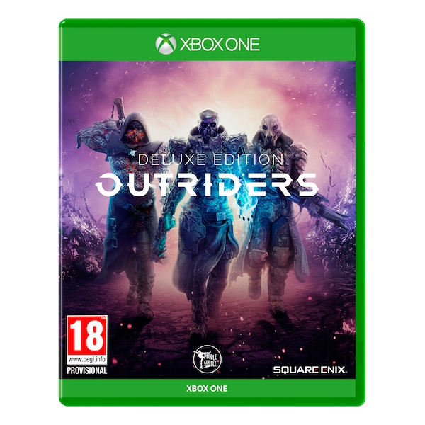 Outriders Deluxe Edition Xbox One Game