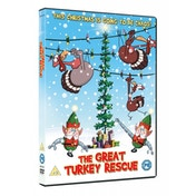 The Great Turkey Rescue DVD