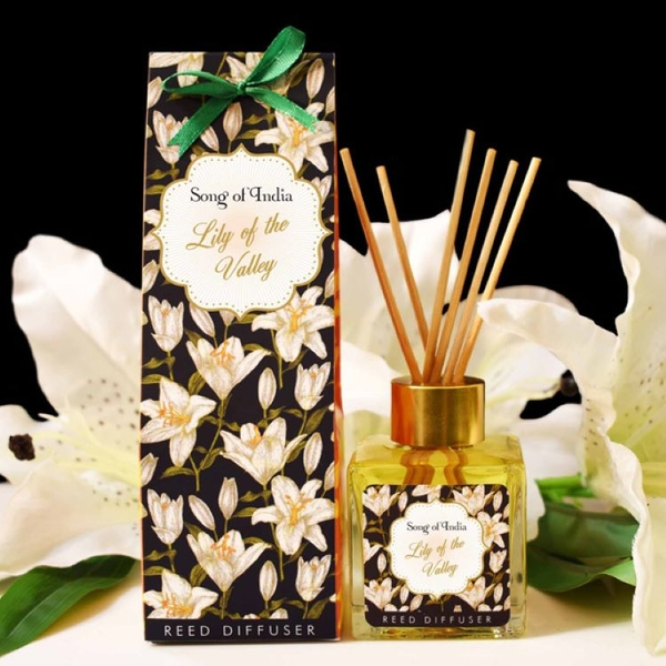 Lily Of The Valley Scented Diffuser