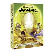 Avatar Book 2 : Earth - The Legend of Aang DVD